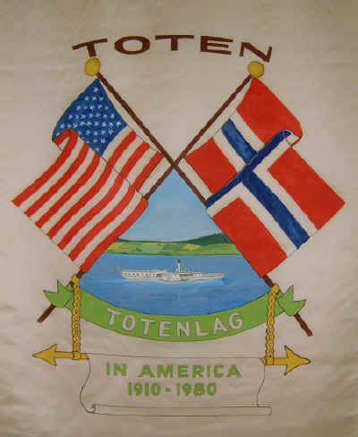 The Totenlag Banner